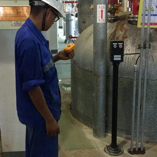 化工动火检修气体检测报警解决方案